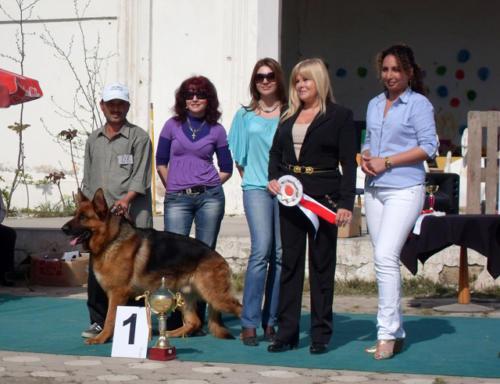 Caucasian Winner 2009-2